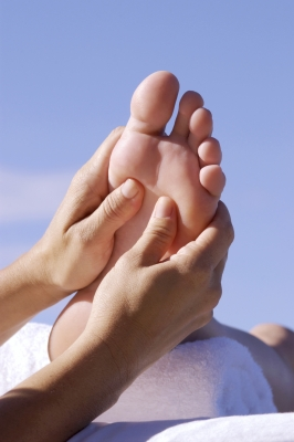 Reflexology Exeter Devon